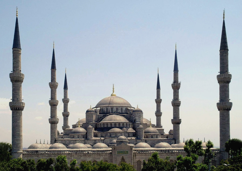 Sultan-Ahmed-Moschee • Dersaadet • CC BY-SA 3.0