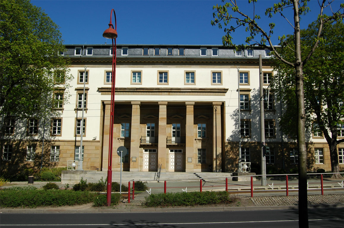 Thüringer Landtag • TomKidd • CC-BY-SA-3.0