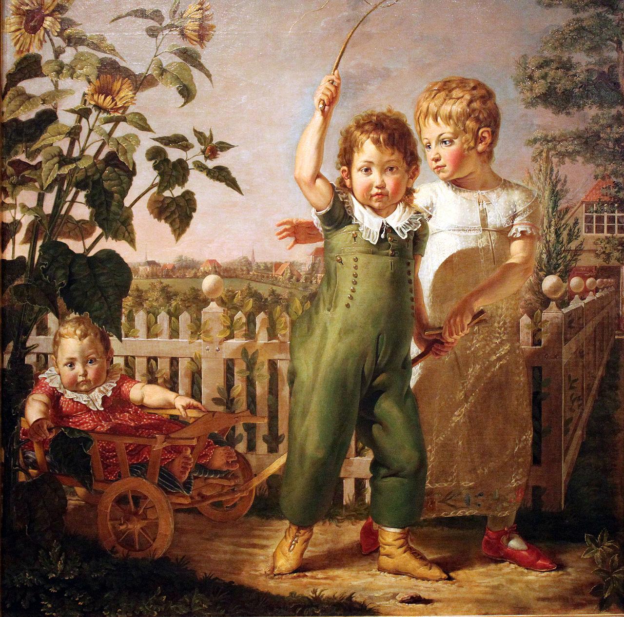 Philipp Otto Runge • Public domain