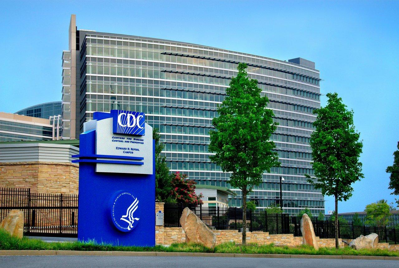 Roybal-Campus der CDC in Atlanta, GeorgiaJames Gathany, Zentren für die Kontrolle und Prävention von Krankheiten • Public Domain