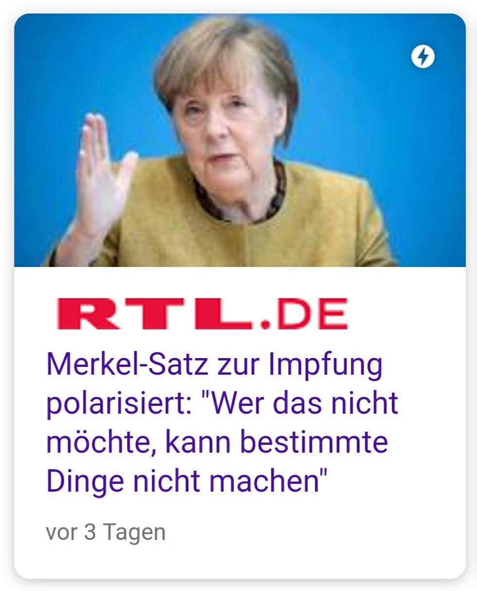 Google Schlagzeile (Bildschirmfoto)